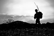 Afbeelding van Pixabay (https://pixabay.com/nl/soldaat-militaire-uniform-gewapende-60762/), CC0 (https://creativecommons.org/publicdomain/zero/1.0/deed.nl)