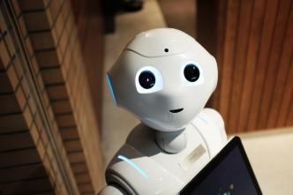 Pepper de Robot
