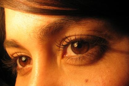 Twee ogen